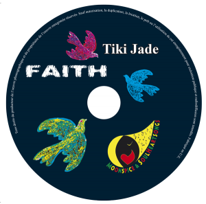cd album FAITH TIKI JADE