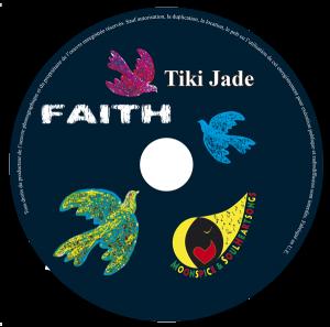 cd album FAITH TIKI JADE