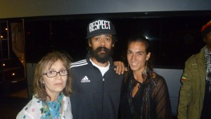 The great Damian Marley! Deep and High respect !